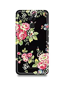 Coolpad Note 3 Cover,Coolpad Note 3 Case,Coolpad Note 3 Back Cover,Artistic Floral Pattern Coolpad Note 3 Mobile Cover By The Shopmetro-3342