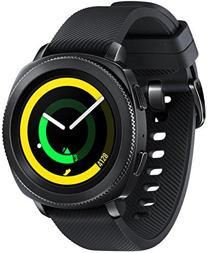Samsung Gear Sport Smartwatch SM-R600 schwarz купить на Амазон де в Германии с доставкой в страны СНГ