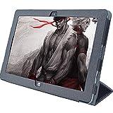 MaxKu Jumper Ezpad 6 Pro 11.6 inch Etui Housse, Slim Smart Cover Housse de Protection pour Jumper Ezpad 6 Pro 11.6 inch Tablette (Noir)