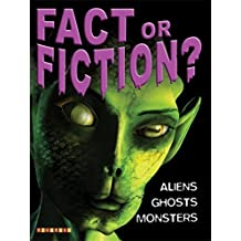 Fact Or Fiction? Aliens Ghosts by Jim Pipe (2008-01-24)