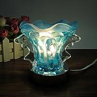 SQDTNSLT-Dolphin odore fine induzione Lampada lamp romantica lampada da tavolo con luminosità regolabile il giorno di San Valentino regalo luce notturna