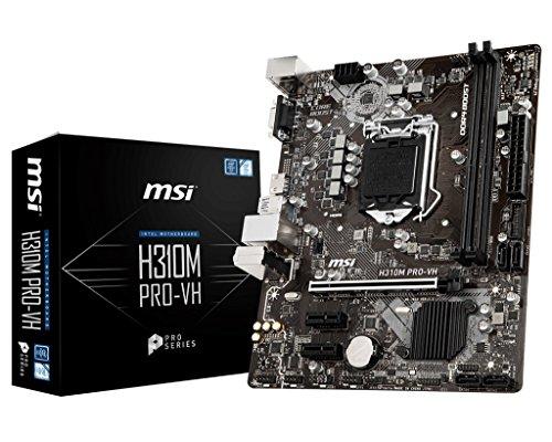 MSI H310M PRO-VH S1151 PCIE mATX Motherboard