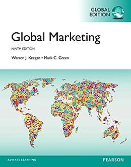 Global Marketing (9th Edition) (English Edition) eBook: Warren J. Keegan, Mark C. Green: Amazon.es: Tienda Kindle