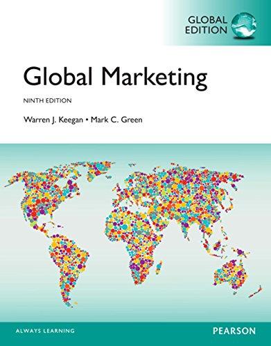 Global Marketing (9th Edition) (English Edition)