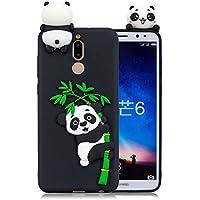 Everainy Huawei Mate 10 Lite Silikon Hülle Ultra Slim 3D Panda Muster Ultradünn Hüllen Handyhülle Gummi Case Huawei... preisvergleich bei billige-tabletten.eu