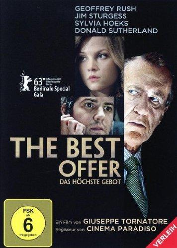 Bild von The Best Offer - Das höchste Gebot DVD (Verleih)
