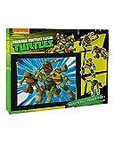 Nickelodeon Puzzle 5in 1Schildkröten Ninja