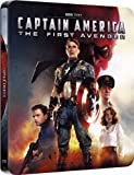 Captain America: The First Avenger [Blu-ray] [Limited Edition Steelbook]