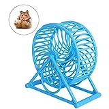 UEETEK Hamster Spielzeug Maus Mäuse Rad Spielzeug für kleine Haustiere
