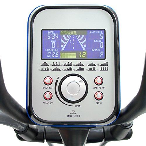 517W1VER2sL. SS500  - Bodymax E60 Elliptical Cross Trainer