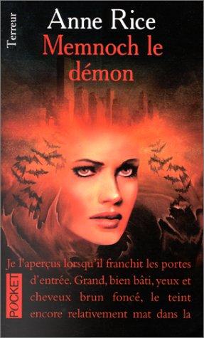 Memnoch le démon par Anne Rice