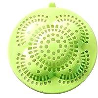 Wokee - Filtro de silicona para desagüe de fregadero, filtro de residuos, tapas de desagüe para el suelo, filtro de silicona para el fregadero, filtro de baño, cocina, etc. medium C