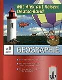 Produkt-Bild: Mit Alex auf Reisen: Deutschland, 1 CD-ROM Deutschland spielerisch entdecken. Für Windows ab 3.1 oder MacOS ab System 7.0. Viele Informationen zu Land, Leuten, Pflanzen und Tieren