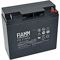 Original FIAMM Akku 12V 18AH FG21703 / FG21803 kompatibel mit FR2:LB352612 GP 12170 GP12170 CSB GP12170