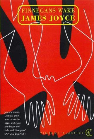 Book cover for Finnegans Wake