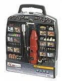 Ribitech 4088 Kit Mini Trapano in Valigetta, Multicolore