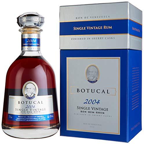 Botucal Single Vintage 2004 Rum 43{b374470a8da83ada139799a51982f9004fe1b5b3576ed94dcf40cca2691de445} vol (1 x 0.7 l)