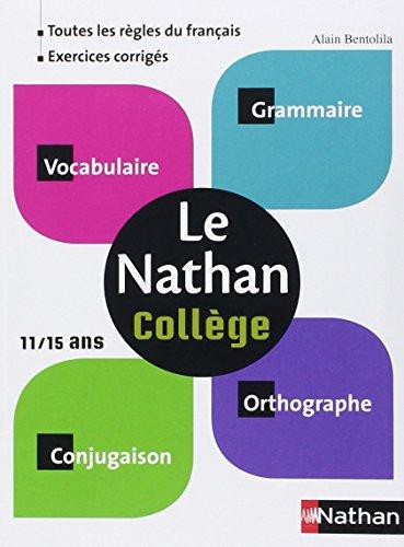 Le Nathan Collège par Annick Cautela