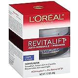 L'Oreal Dermo-Expertise Advanced RevitaLift Night Cream 1.70 oz (Pack of 12)