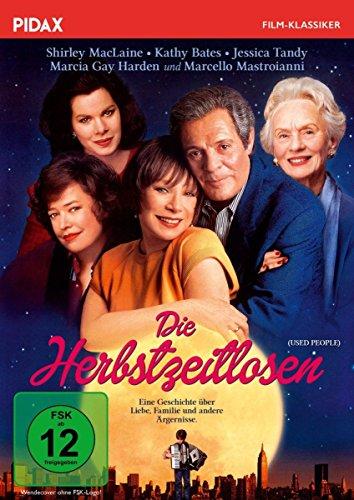 Die Herbstzeitlosen (Used People) / Charmante Liebeskomödie mit 4 OSCAR-Preisträgerinnen (Pidax Film-Klassiker)
