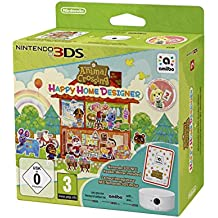 Animal Crossing: Happy Home Designer + Lettore NFC + Carta Amiibo - Nintendo 3DS