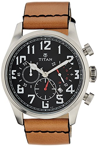 517W9UZKl1L - Titan 9477SL01J Purple Chronograph Mens watch