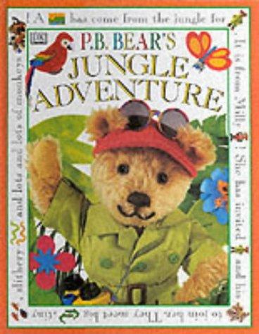 P B Bear's jungle adventure