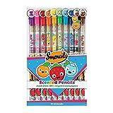 Scentco Parfum Crayons de Graphite Smencils 10pcs de HB #2