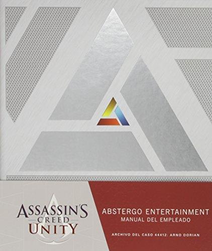 Libro Abstergo Entertainment. Manual Del Empleado Assassin's Creed Unity (Comic Usa)