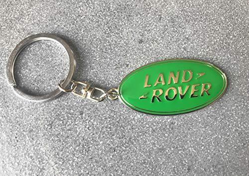 Porte-clés Logo Land Rover, Nouveau!