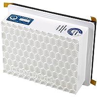 Link 50217 Kit 2 Filtri Toner Universali per Stampante Laser e Fotocopiatrici, 15x12 cm