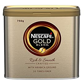 NESCAFE ORIGINAL COFFEE GOLD BLEND 750G x 2 Packs 517WEgont6L