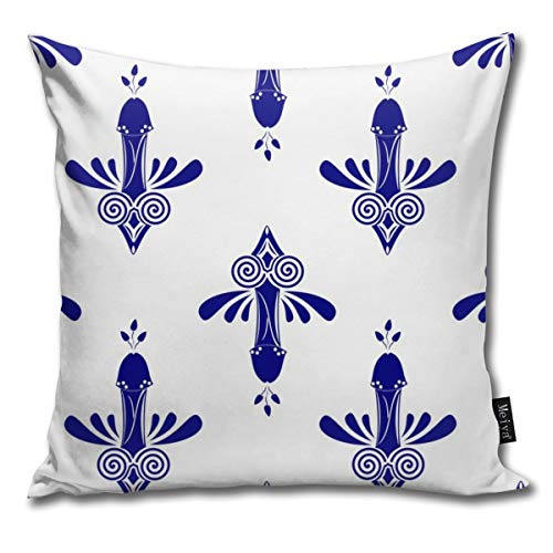is Multifunktionaler Überwurf-Kissenbezug für Zuhause, Wohnzimmer, Couch Sofa, Dekoration, 45,7 x 45,7 cm ()