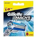 Gillette mach3 turbo - Recambi...