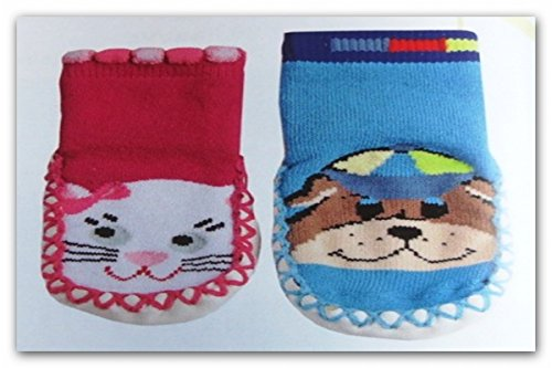 semelle-baby-chaussettes-taille-80-86-rose