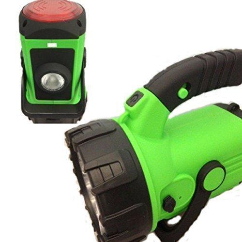 Preisvergleich Produktbild wheelsnbits LED wiederaufladbare Taschenlampe Spot Lampe Laterne Cree LED 200metre Fernlicht um 4 Stunden Laufzeit pro Laden 3.5 Millionen Lichtstärke leichtes