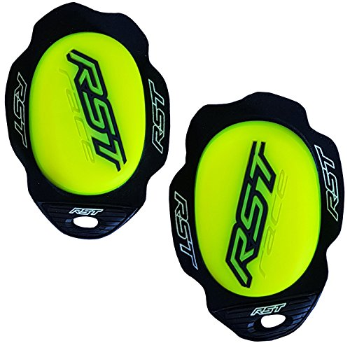 RST 1921 Tpu Knee Sliders Road Racing Sports Track motocicleta moto Knee Sliders