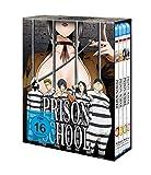 Prison School - Vol. 1-4 Komplett-Set inkl. Sammelschuber - Blu-ray-Edition