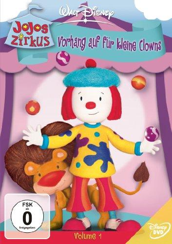 Vorhang auf für kleine Clowns