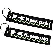 Kawasaki llavero doble cara