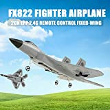 MAyouth Epp Drone Model Toy Rc Airplane Toy Jet Fighter Aircraft Kids Christmas Gifts