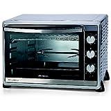 Ariete 2000 Watt Bon Cuisine Mini Oven with Rotisserie, Silver