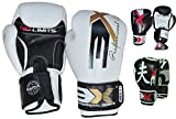 Leather Boxing Gloves Muay Thai Kick Boxing Gel - Best Reviews Guide