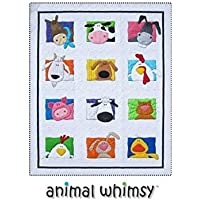 Amy Bradley Animal Whimsy Quilt Pattern by Amy Bradley Designs