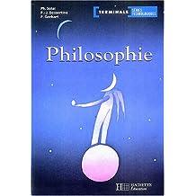 Philosophie Tle séries technologiques