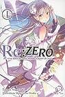 Re:Zero : Re:vivre dans un autre monde à partir de zéro par Nagatsuki