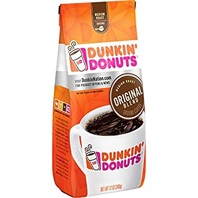 Dunkin' Donuts Coffee Ground Original USA by Dunkin Donuts