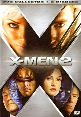 X-Men 2 - Édition Collector 2 DVD