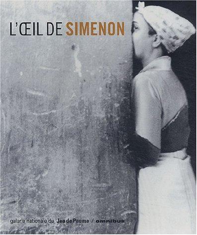 L'oeil de Simenon
