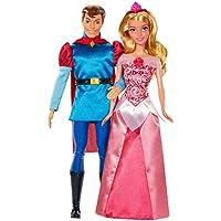 Princesas Disney - La Bella Durmiente y el príncipe Felipe (Mattel BMB71)